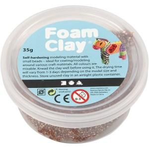 foam clay bruin