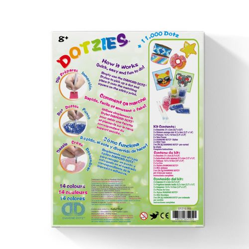 Diamond dotz dotzie set 2