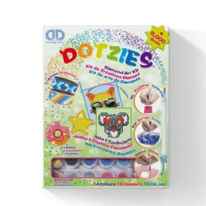 Diamond dotz dotzie set