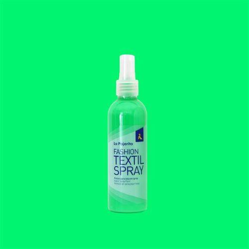 textiel spray fluor green tie dye batikken