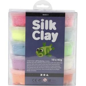 set Silk Clay Basic 2