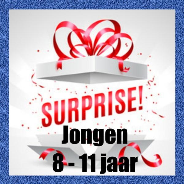surprise doos jongen 8 tot 11 jaar