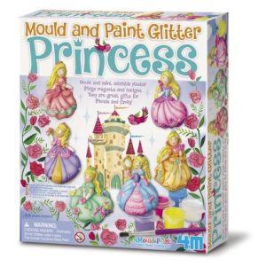 gips en verf magneten prinses