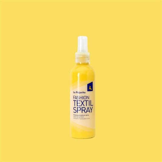 textiel spray la pajarita lemon tie dye