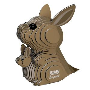 eugy 3d puzzel kangoeroe