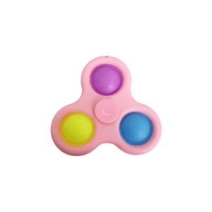 pop it spinner roze