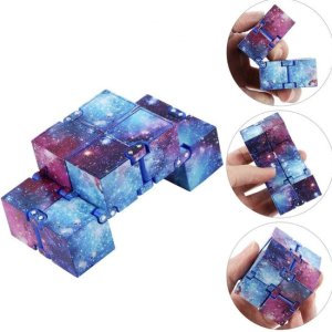 infinity cube space