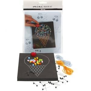 mini creative kit ijsje