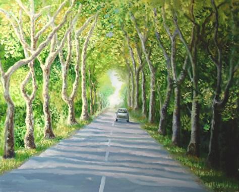 Bonne Route – Teri Starkweather