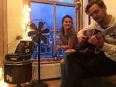 Singer songwriter workshop: Creëren, samenwerken en optreden