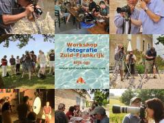 Fotograferen voor beginners en gevorderden in de Tarn