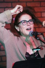 Tovah Felshuh sings her bobby sox off.