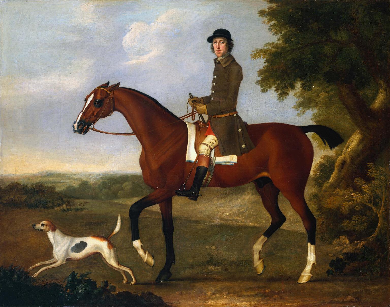 Risultati immagini per vittorio alfieri a cavallo