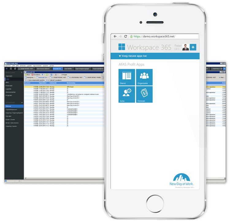 sync-with-afas-profit-workspace-365 - Workspace 365