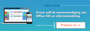 Workspace 365 gratis demo