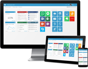 Workspace 365 document management system