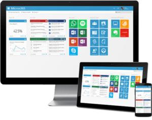 Micros365 digital workspace 365