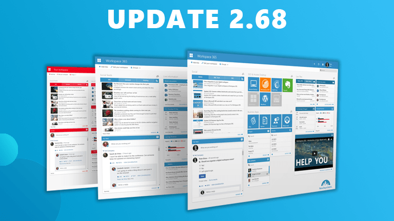 Update 2.68: Grote agenda's, Eigenaren en Conditional Access op Office apps
