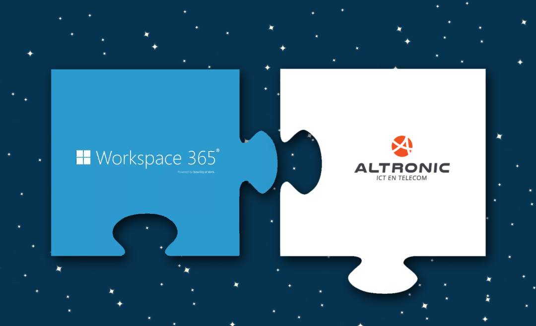 Altronic Workspace 365 partner