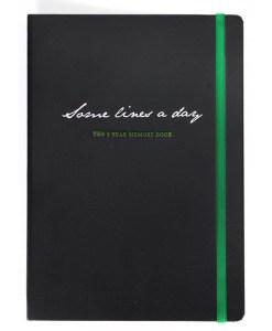5 års dagbog