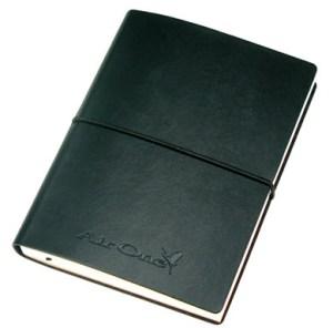 notesbøger med tryk på