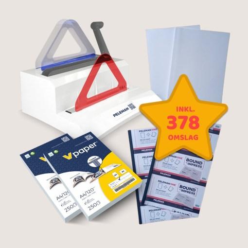 Startpakke 2 – Unibinder 120