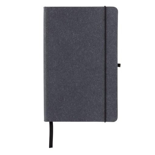 Notesbog i genbrugslæder