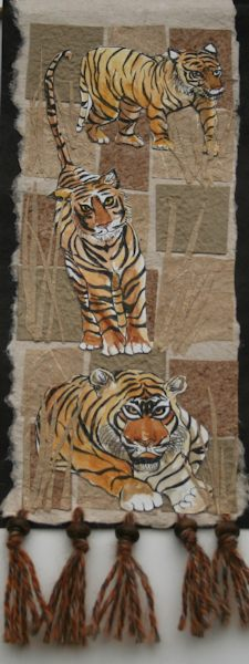 Tigers by Susi Hall