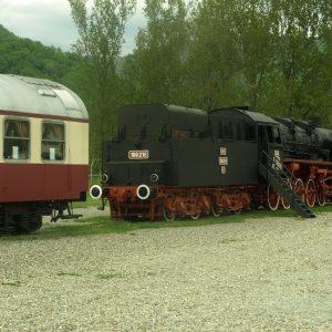 muzeul de locomotive maramures