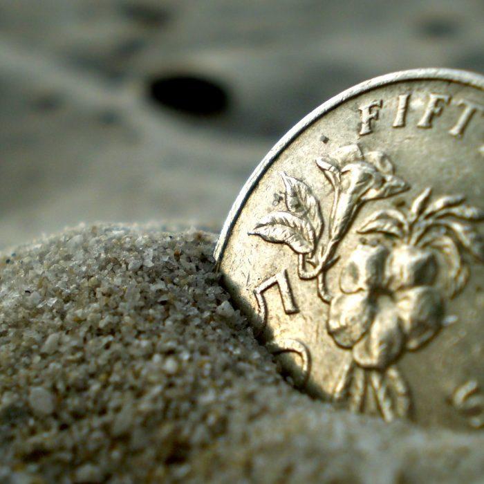 vanatoare de comori monede