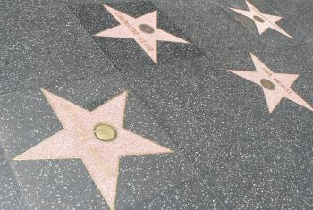 stele de hollywood