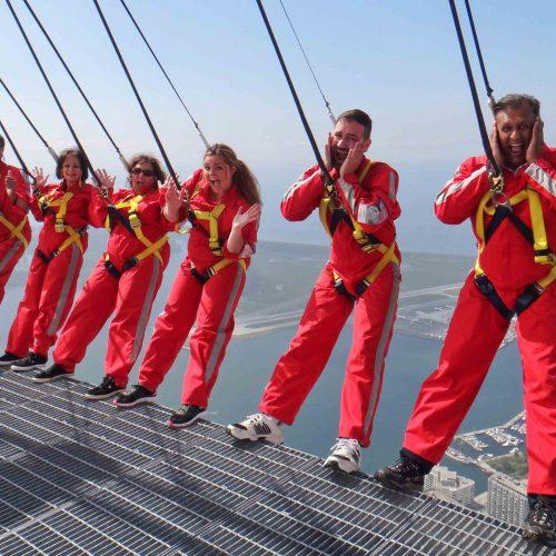 team building activitati extreme