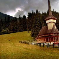 biserica din lemn maramures
