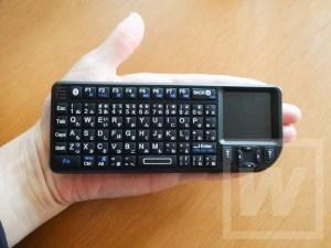 EWIN小型キーボード Review 002