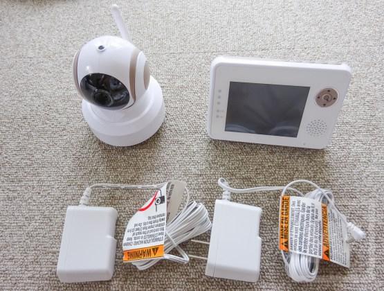 見守りワイヤレスカメラ BM-LT02 Review 017