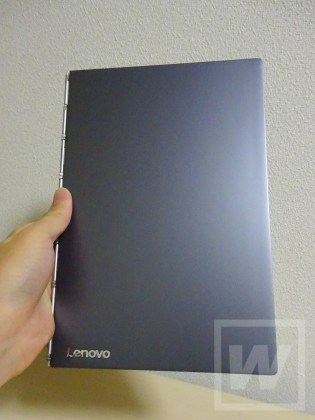 LENOVO YOGA BOOK レビュー