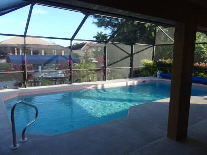 Poolvilla Cape Coral
