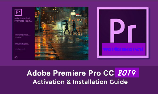 Adobe Premiere Pro CC 2019 Free Download Full Version