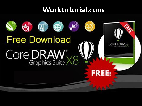 CorelDraw Graphics Suite X8 2019 Free Download With Crack