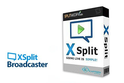 XSplit Broadcaster Download 2019 Latest Version for Windows