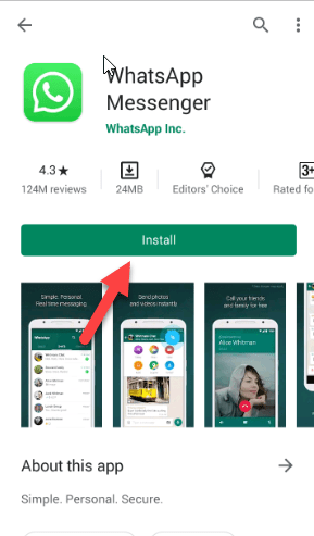 Recover Your Deleted WhatsApp messages on Android