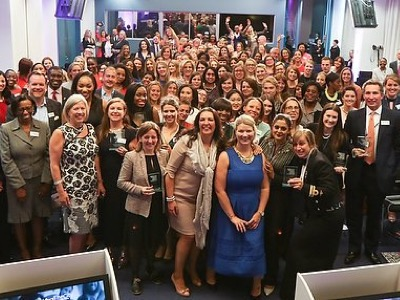 We celebrate 100 female Rising Stars through our awards