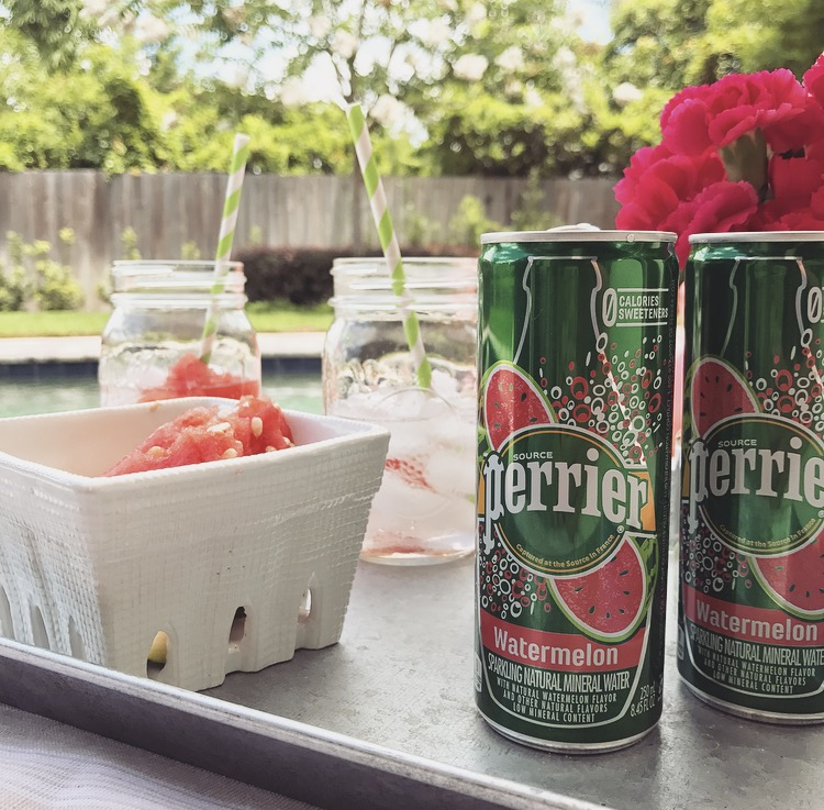 Watermelon NEW to #PerrierFlavors