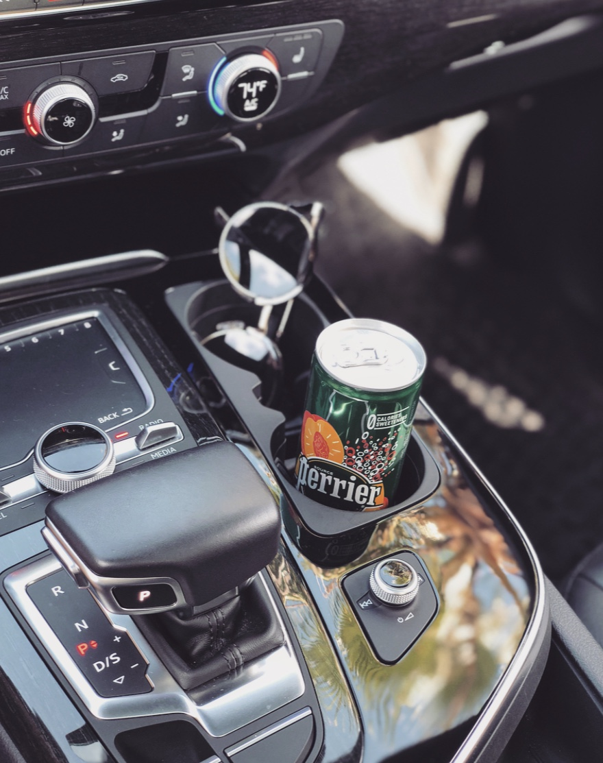Sippin Summer with Perrier Peach