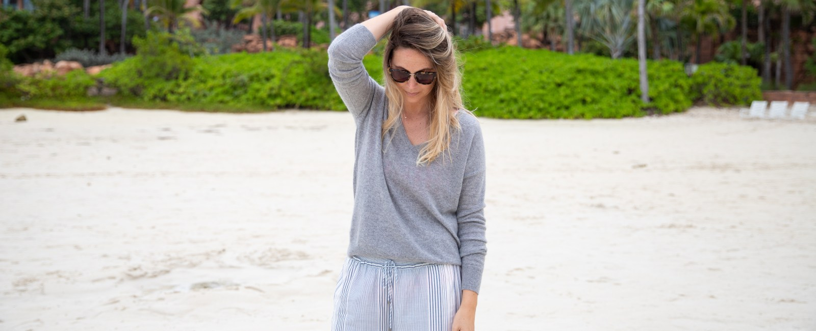 For Those Chilly Beach Days