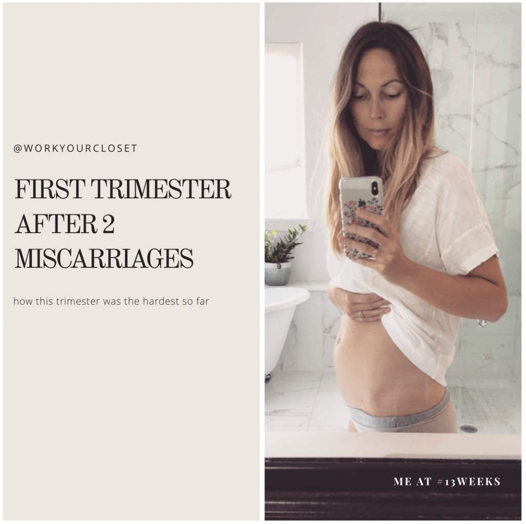 My Second First Trimester