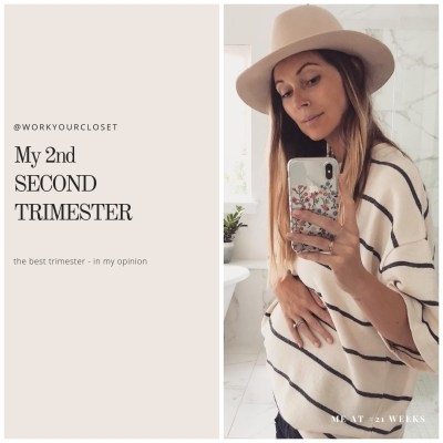 My Second 2nd Trimester