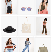 Weekend Wants - Madewell Sale