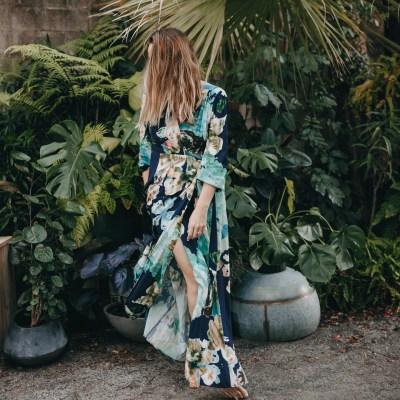 A Wrap Dress for All Seasons