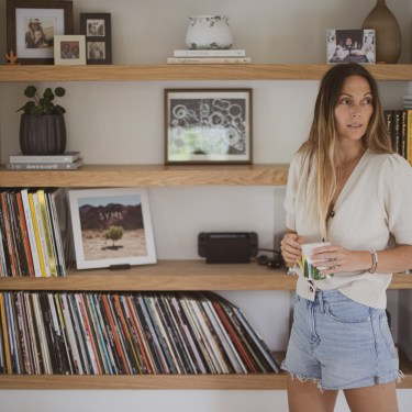 Comfortable at home in Madewell - Jamie Gernert, Work Your Closet